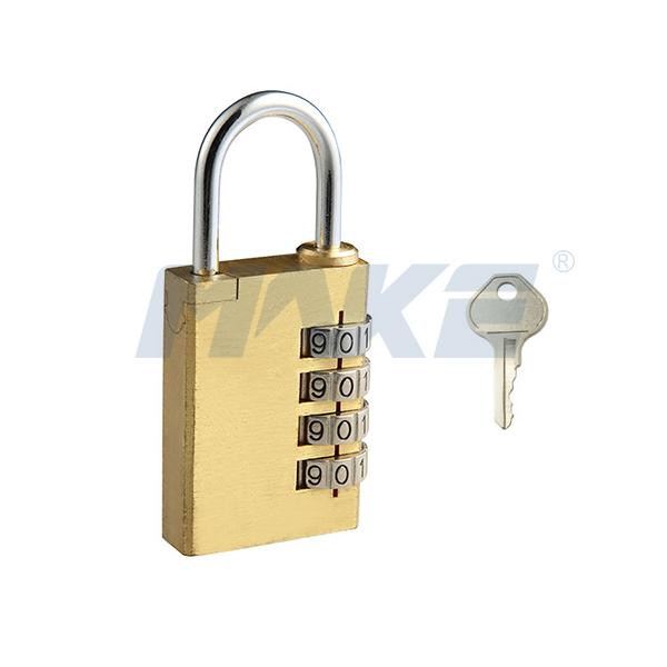 4-digit Combination Lock MK711