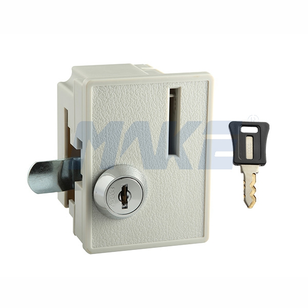 Plastic Coin Locker Lock MK303