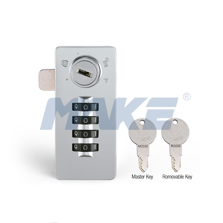 Resettable Combination Lock MK716