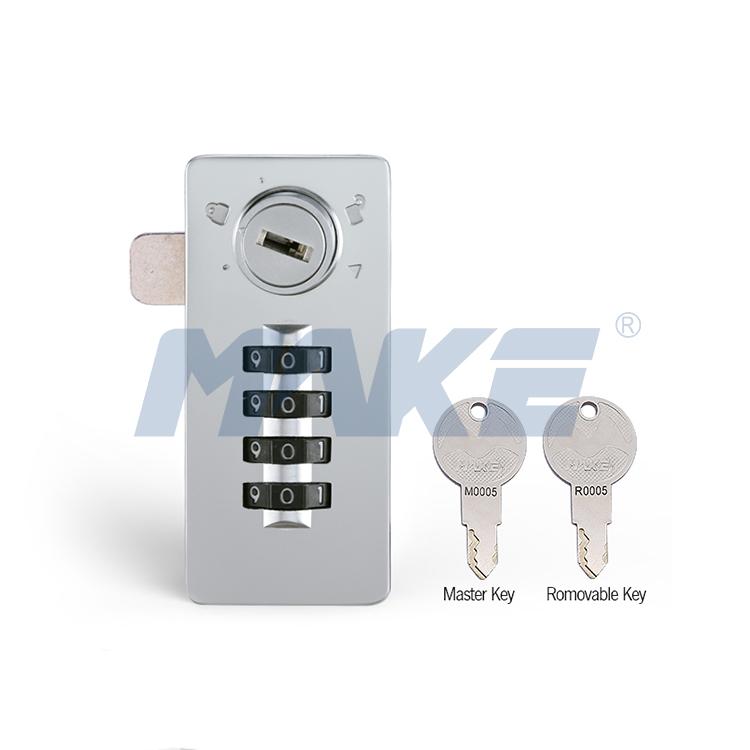 Resettable Combination Lock MK716