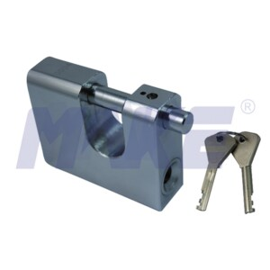 Rectangular Disc Key Padlock MK615