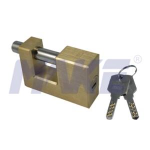 Rectangular Pin Tumbler Padlock, MK614