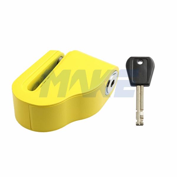 Zinc Alloy Motorcycle Alarm Disc Lock MK617-5