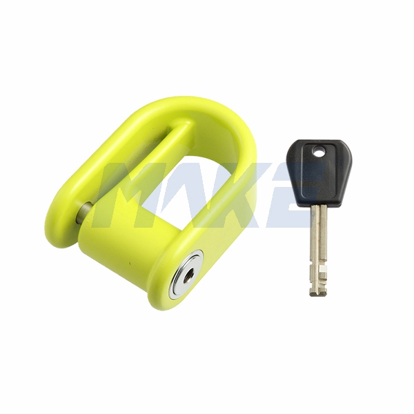 Zinc Alloy Motorcycle Lock MK617-8