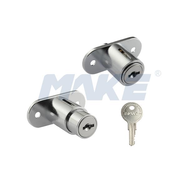 Flat Key Push Lock MK504-2
