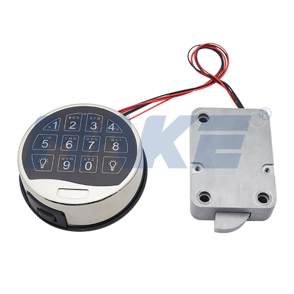 High-Security Electronic Safe Locks with Two User Codes
