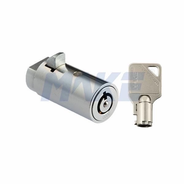 Tubular Key Plunger Lock MK204