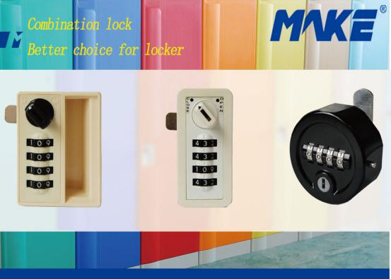 Combination Lock, the Better Choice for Locker