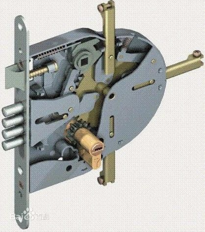An Introduction of Lock Body and its Functional Categories