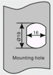The Mounting Hole