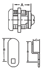 How To Measure Cam Locks