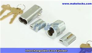 Interchangeable Core Cylinder Lock MK910 Video