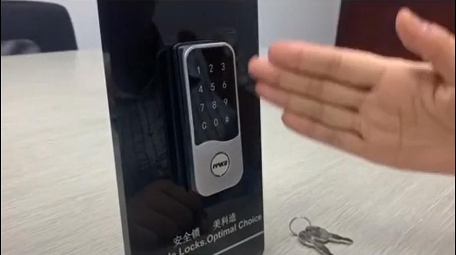 MK733 Locker Lock Operating Instruction