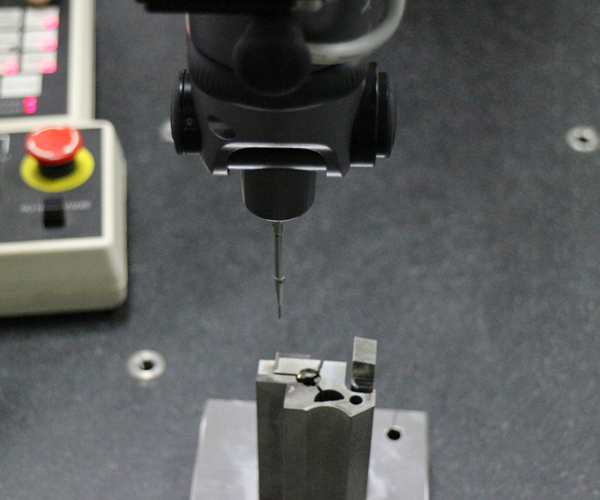 Coordinate Measuring Machine Inspection