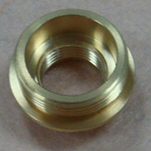 Brass H59 Turned Part