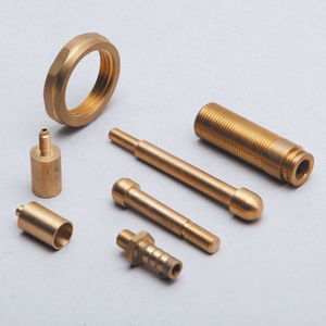 Precision Brass H59 Machining Part