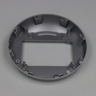Aluminum A380 Eletronic Products Housing Die Casting, Sand Blasting