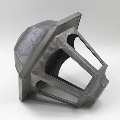 Aluminum Die Casting Lamp Cover For Street Light
