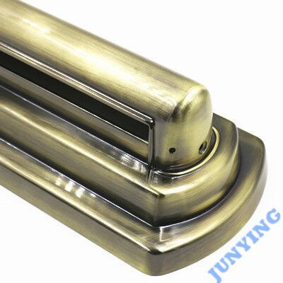 Aluminium Alloy ADC12 Die Casting, Door Drawer Handle, Lock Case