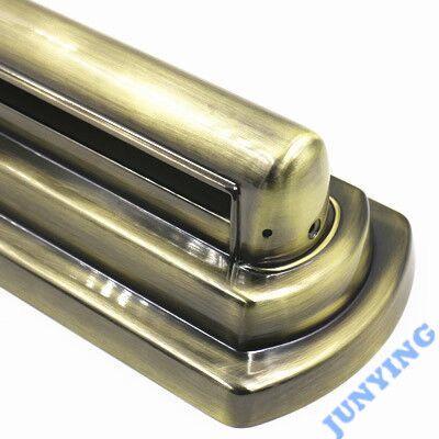 Aluminium Alloy ADC12 Die Casting, Door Drawer Handle, Lock Case