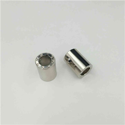 Zinc Alloy ZAMAK 2 Game Machine Lock, ZnAl4Cu3, Nickel Plating