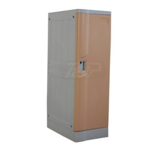 Swimming Pool Lockers, Coffee Color
