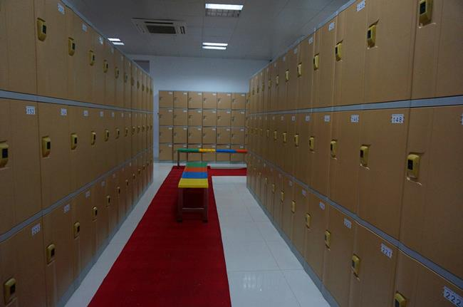 ABS Plastic Lockers