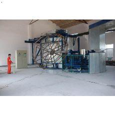 Species and Characteristics of Rotomolding Machine