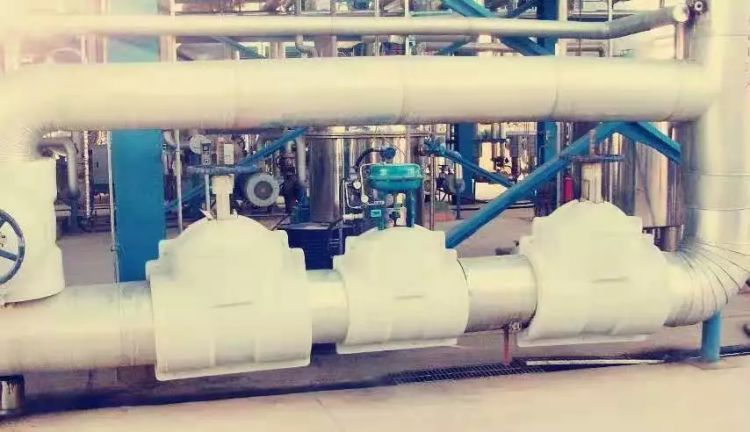 Why should pipes and valves be insulated?