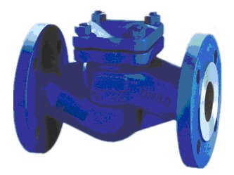 Pressure test methods for check valve safety valve pressure reducing valve