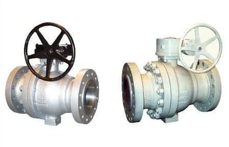 What's the Difference Between Floating & Trunnion Ball Valve?