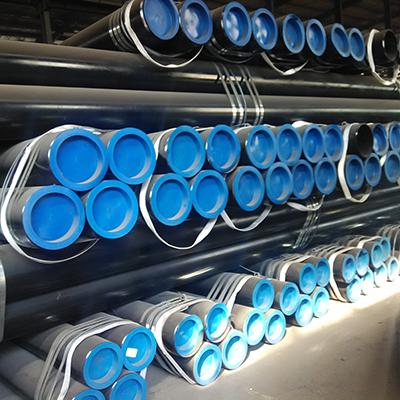 Carbon Steel Pipe ASTM A106 GR.B 168.3 x 7.11mm Seamless 11.8 Meters Length