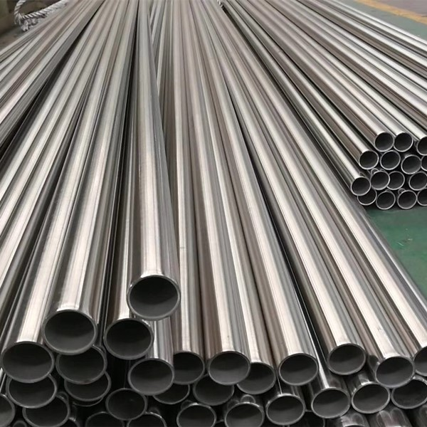 2Inch SCH40S ASTMA312 TP304 Seamless Stainless Steel Pipe PE ASME B36.19M