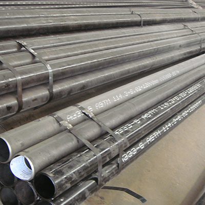 ASTM A333 Grade 6 LTCS Seamless Pipe 114.3 x 6.02 x 12000mm BE