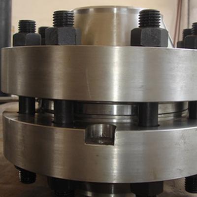 Orifice Flange 6In 1/2In NPT ASME B16.36 600LB RF ASTM A105