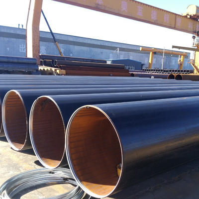 36inch STD LSAW pipe welded steel DIN2391 ST52