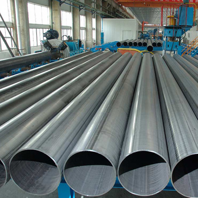 16 Inch MS Pipe API 5L X42 PSL1 ERW Line Pipe Thickness 0.375 Inch