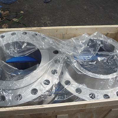 16Inch Flange WN 150LB RF SCH 40 ASME B16.5 ASTM A105