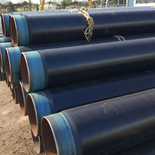 DN450 (18INCH) STD API 5L X60 LS1 LSAW 3LPE COATED CARBON STEEL PIPE