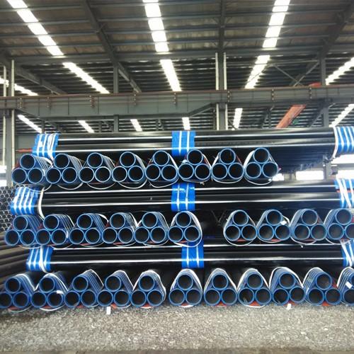 DN200 SCH40 ASTM A106 GR.B Seamless Carbon Steel Pipe PE ASME B36.10M