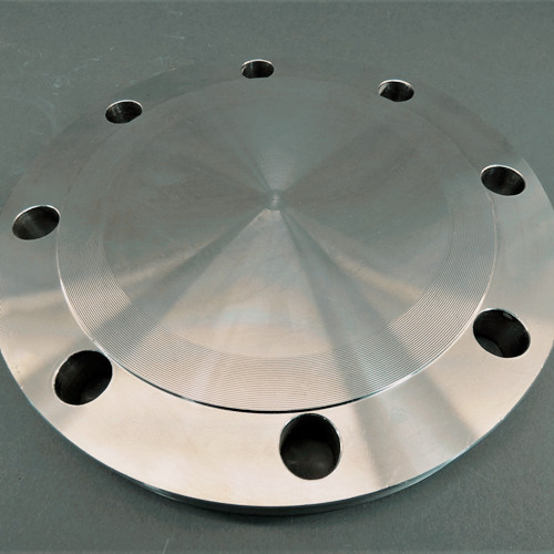 12 Inch Class600# A182 F316L Stainless Steel Blind Flange ASME B16.5