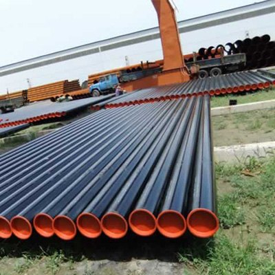 250NB Sched 80 API 5L X52 PSL1 Single Random Length Carbon Seamless Pipe