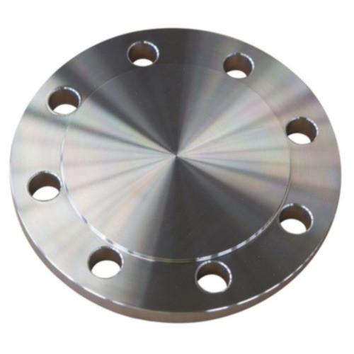 2 INCH BLIND FLANGE, C.S. ASTM A105, CL150, RF, ASME B16.5