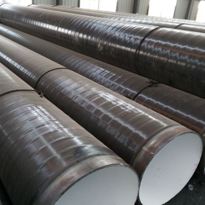 16IN SCH40 API 5L X56 PSL2 HFW High Frequency Welded Pipe Bare Pipe With 3 LPE Coating