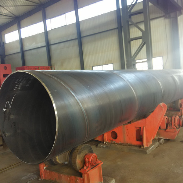 DN500 SCH 40 API 5L,Gr B SSAW CARBON STEEL PIPE
