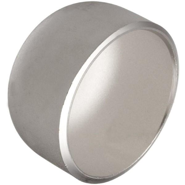 4Inch SCH10S Seamless Stainless Steel BW Cap Mat ASTM A403 WP316L ASME B16.9