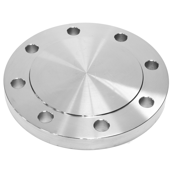 3 1/2 Inch Class150# A182 F316L Stainless Steel Blind Flange ASME B16.5