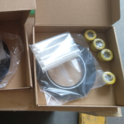 3In 3mmThk Insulation Gasket Kit Class 150 G10 Retainer with PTFE Seal G10 Sleeve G10 Washer and Zinc Plated Steel Washer