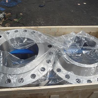 Flange 16Inch SCH STD 150LB RF WN ASME B16.5 ASTM A105