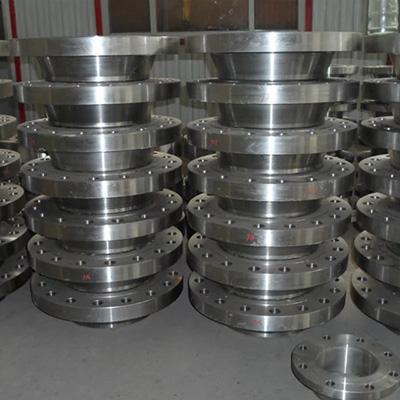 WN Flange 14Inch 300LB RF Carbon Steel ASTM A105 SCH80 ASME B16.5